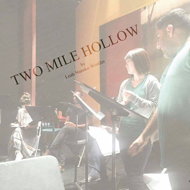 #regram @artistsatplayla 😚😚😚😚🍷👿💰 if you're in the LA area on March 20 at 3pm stop by #eastwestplayers for a reading of my play Two Mile Hollow presented by the amazingly fierce Artists At Play! There will be lots of laughs, tears  and I'm already in awe of this ruthlessly creative company #latheatre